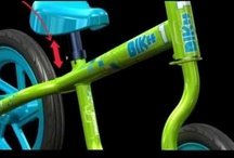 Bikee Balance Bike | Trikke for Kids / Kids can learn how to ride a bike with a Bikee Balance Bike instead of the former way with a bike and training wheels.