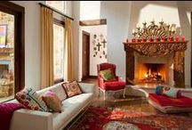 Bohemian And Eclectic Chic / by Nadine German