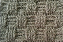 Crochet Stitches/ techn.