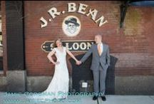 These Couples Rock! / Some of our favorite brides and grooms... we <3 our clients!