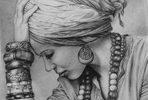 Amazing Pencil Art / by Nadine German