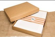 Bespoke Packaging Range / A collection of products for packaging, business or pleasure we would love to help you wrap it up in style! We believe the little details really are important www.bespokepackaging.biz