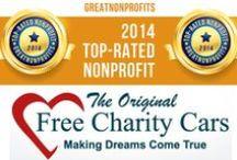 Vehicle Recipients / Free Charity Car Recipients