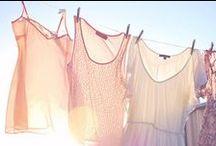 Linen Colour: Pretty Pastels / by Fabrics-store.com
