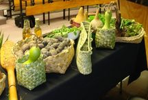 DIY / Easy inexpensive recycling, Everyday uses and looks artful.