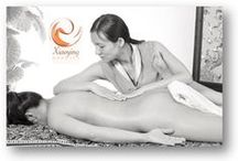Polynesian massage / Polynesian massage is the most pleasurable of all the different massage techniques.  More: http://www.oriental-massage-madrid.com/