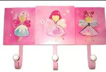 Decor - Girls Bedroom / Decorate your little girls room with these items! <3