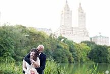 Central Park Weddings and Elopements / Central Park Wedding Photography