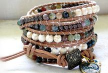 Bracelets**made to order / by Bev Pagotto