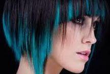 Hair Colours / Cool hair colour designs