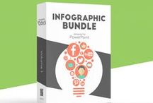 Infographics for PowerPoint / Great selection of Infographics and themes for Microsoft PowerPoint.