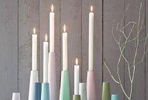 Lys og lamper / Lighting and candles