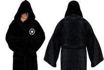 Star Wars / Effekter og klær med Star Wars motiv.