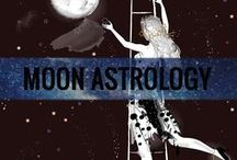 MOON ASTROLOGY / We can all relate to the Moon on many different levels and her power is real. She continually goes through phases which directly impact and the people close to us. Discover more about the importance of the Moon in our lives.
