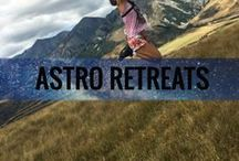 ASTRO RETREATS / Astrology Retreats include a little Adventure, mixed with a special dose of personal Astrology topped off with some good 'ol fashion R&R