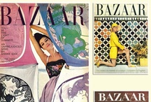 Bazaar Blast From the Past / by Charlotte Moss