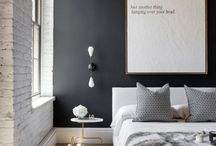 Chambre // Bedroom / by Sandrine Design