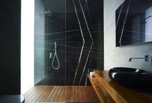 Salle de bain // Bathroom / by Sandrine Design