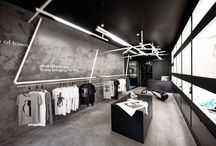 Boutiques // Stores / by Sandrine Design