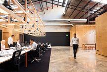 Bureaux // Offices / by Sandrine Design