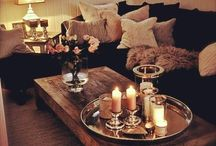 Rooms and houses and decor I love / by Megan Leckman