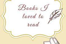 Books I Loved