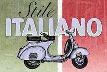 Vespa & Lambretta style / by Nicola Bonamini