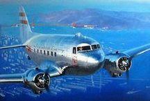 Aircraft and flight / by Art Shetler