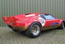 De Tomaso / by Art Shetler