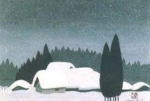 *Cronaca d'Inverno* / ......giorni che non servono parole, il fiato si condensa in sbuffi di vapore....... / by Nicola Bonamini