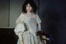 17th century / Móda 18. století  + moderní pojetí