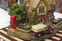 minature houses