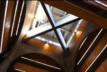 Exeter Library, Louis Kahn. New Hampshire, USA.