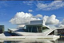 Oslo Opera House, Snohetta.