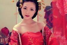 China, Japan etc / Móda Japonska, Číny a okolí, vesměs moderní pojetí