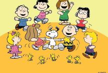 Snoopy 'n friends