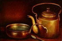 ART.LIUDMILA LYGINA / painting,oil,watercolor