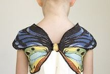 Sewing inspiration - kids clothes / Beautiful clothes for girls and boys. Inspiration for cuts, colours and styling.