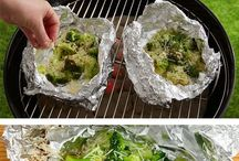 lowfat side dishes / easy side dishes / by cheryl frith