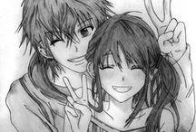 Anime things ~(._.)~ / Wuhuuu ~(._.)~