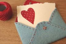 Valentine sewing / Hearts, gifts and ideas for Valentine's Day sewing, crochet & knitting projects