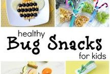❀ Meals For Kids ❀ / lunch & snacks ideas for the kiddos
