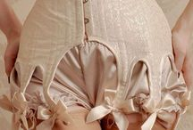 Corsets & Lingerie * / There is a common misconception that corsetry is an abandoned practice. However, there remains a large community of men and women of varying ages and body types around the world practicing it everyday!