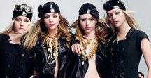Fashion / Fashion Editorials & Ad Campaigns. Color blocking.