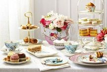 Afternoon Tea * / A calming moment spent alone or while chatting with a close friend. ♡
