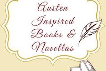 Austen Inspired / Books and Novellas inspired by Jane Austen