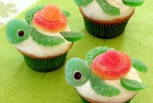 Did someone say cupcakes? / Quirky decorations makes everything taste better