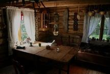 Cabin & Sauna
