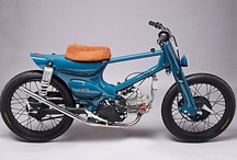 Bikes / Currently working to afford featured items
