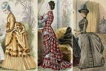 Historic Fashion: Pre-20th Century / Tidbits of Historical Fashion / by Denise Setchko